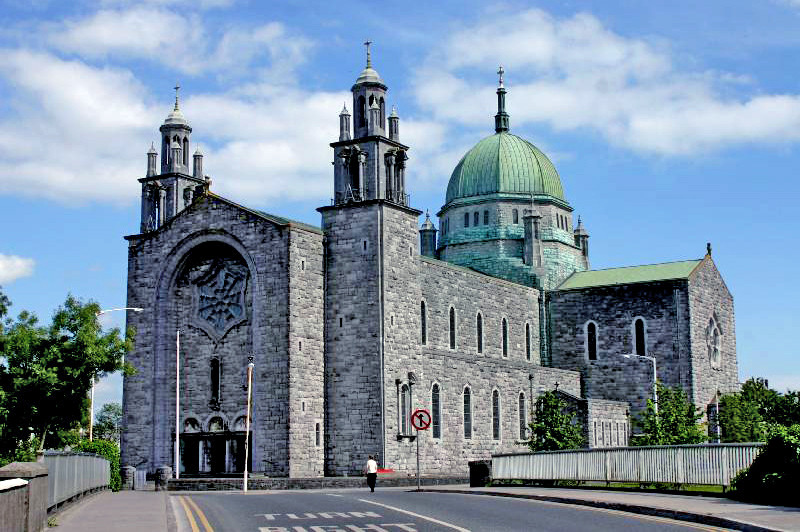 Galway Cathedral, Galway Ireland.